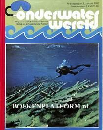 Ingebonden jaargang Onderwaterwereld 1982