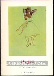 Degas, danseressen