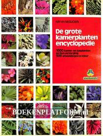 De grote kamerplanten encyclopedie