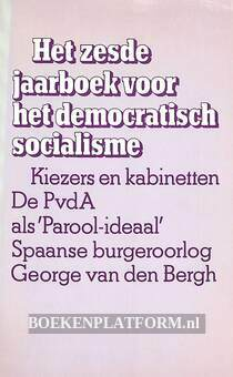 Het zesde jaarboek voor het democratisch socialisme
