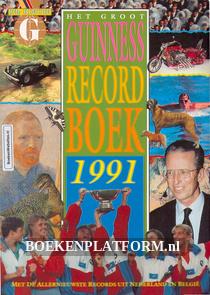 Het groot Guinness Recordboek 1991