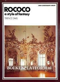 Rococo a style of fantasy