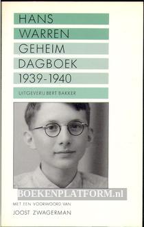 Geheim dagboek 1939-1940