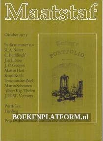 Maatstaf 10-1975