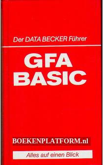 Der Data Becker Führer GFA BASIC