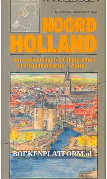 Wandelgids Noord-Holland