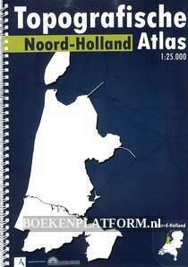 Topografische Atlas Noord-Holland