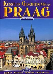 Kunst en geschiedenis van Praag