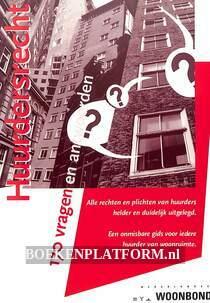 Huurdersrecht, 170 vragen en antwoorden