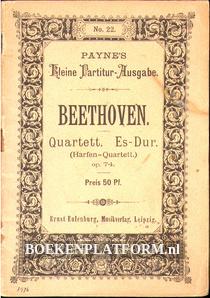 Beethoven Harfen Quartett