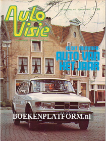 Autovisie 1974 Complete jaargang