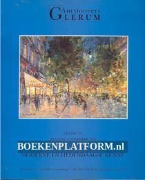 Moderne en hedendaagse Kunst 1993