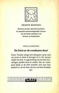 0271 De Saint en de vreedzame dood