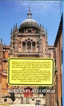 Lannoo's toeristische atlas Spanje