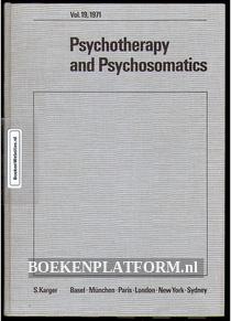 Psychotherapy and Psychosomatics 1971