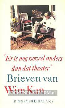 Brieven van Wim Kan