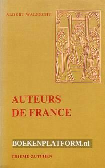 Auteurs de France 1