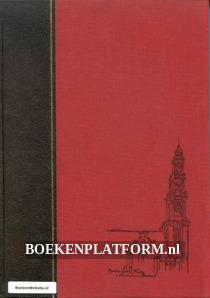 Ons Amsterdam 1952 Ingebonden met originele band