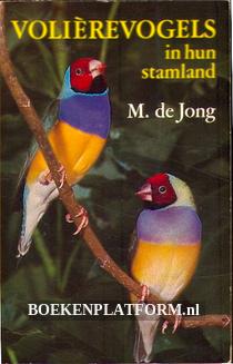 Volierevogels in hun stamland