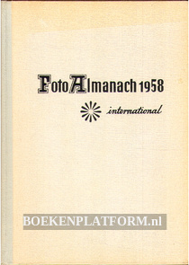 Foto Almanach 1958 international