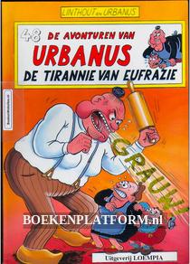 Urbanus, De tirannie van Eufrazie