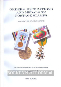 Orders, Decorations and Medals on Postage Stamps