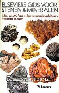 Elseviers gids voor stenen & mineralen