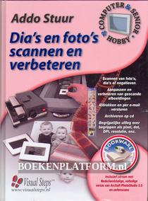 Dia's en foto's scannen en verbeteren