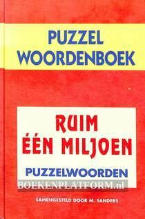 Puzzelwoorden-boek