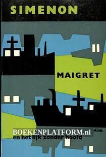 0238 Maigret en het lijk zonder hoofd