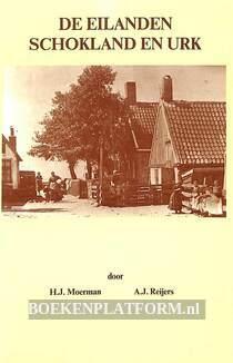 De eilanden Schokland en Urk