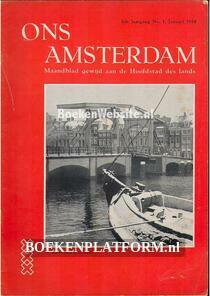 Ons Amsterdam 1954 no.01