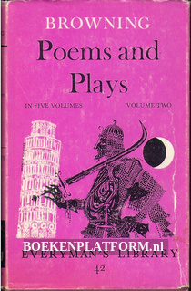 Poems and Plays vol. II