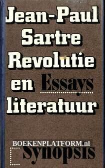 Revolutie en literatuur
