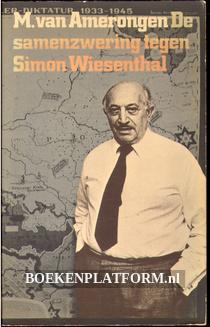 De samenzwering tegen Simon Wiesenthal