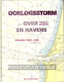 Oorlogsstorm over zee en havens