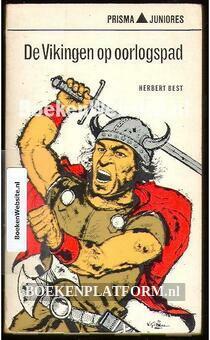 De Vikingen op oorlogspad