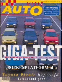 Autovisie 1997 Complete jaargang