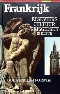 Frankrijk, Elseviers cultuur reisgidsen in kleur