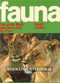 Fauna I Afrika