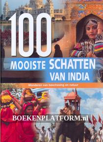 100 mooiste schatten van India