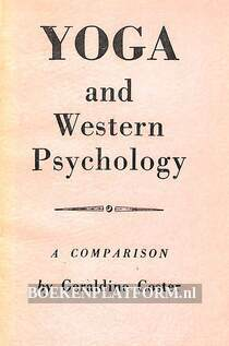 Yoga and Western Psychology