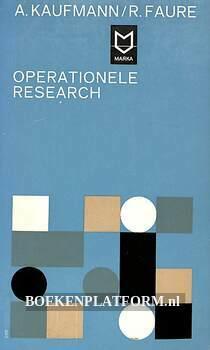Operationele research