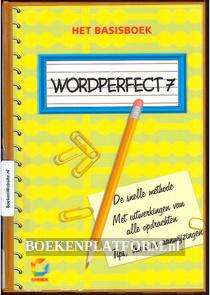 Het basisboek WordPerfect 7