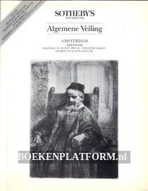 Algemene Veiling Sotheby's