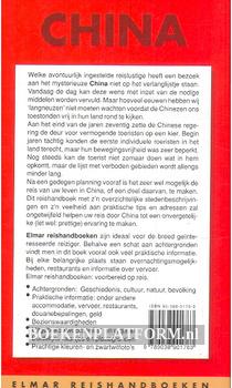 Reishandboek China