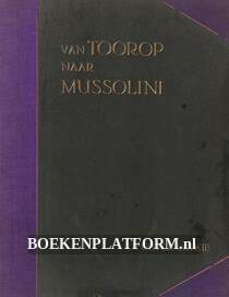 Van Toorop naar Mussolini