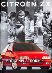 Citroen ZX 1993 brochure
