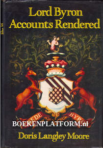 Lord Byron Accounts Rendered