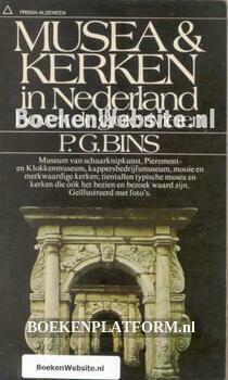 1687 Musea & Kerken in Nederland boven de grote rivieren